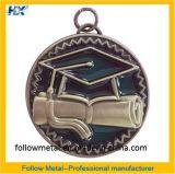Placage époxy personnalisé de bronze d'antiquité de médaille d'émail