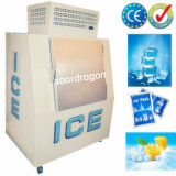 Outdoor Ice Merchandisingのための袋に入れられたIce Storage Freezer
