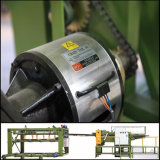 Maquinaria que empalma de la chapa de la base de la madera contrachapada del motor servo de la máquina de la carpintería del CNC
