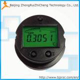 Calibración elegante del transmisor de la temperatura PT100 con la visualización de LED H644WD