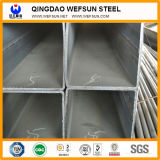 ERWのよい工場製造者の熱い浸された電流を通された正方形の鋼鉄管