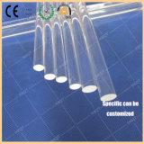 태양 반도체를 위한 명확한 석영 유리 막대 공간 석영 로드