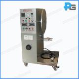Cordon de l'approvisionnement IEC60335-2-23 fléchissant la machine de test