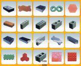 Machine automatique concrète de brique de constructeur de machine de la Chine (QT8-15)