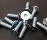 Grade 10.9のBlackの十六進Socket Countersunk Screws DIN7991 Finished