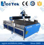 Le métier en bois de commande numérique par ordinateur usine la machine Akg1224 de métier de /Wood