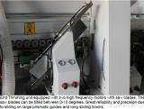 Machine de bordure foncée de Fzb 506