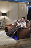 Model à la maison 929 de sofa de cuir de Recliner de meubles