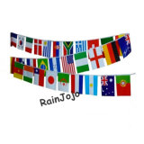 Flag y Bunting nacionales para Decoration
