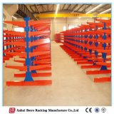 Het populaire Gebruikte Rekken van de Wapens van de Capaciteit van de Lading van Basees van de Cantilever van China Dubbele Grote Cantilever