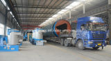Drum Hydrapulper Waste Paper Pulper Continuous Repulp Machine