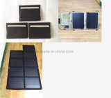 Carregador Portátil do Telefone Painel Solar Dobrável