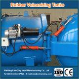 Elektrische het Verwarmen Rubber het Vulcaniseren tank-Autoclaaf Systemen voor Rubber Genezende Industrie