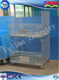 Memoria della rete metallica del contenitore/della maglia per il magazzino (FLM-K-008)