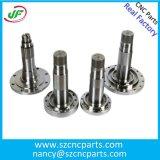 Pezzi meccanici personalizzati di CNC di precisione di alluminio, parti di giro di CNC