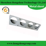 Kundenspezifische Blech-Herstellungs-Teile mit Laser-Ausschnitt
