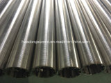 30micron Oil Well Casing Strainer/Wedge Wire Wrapped Strainer Used für Oil Refine