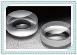 Lentilles biconvexes UV de silice protégée par fusible