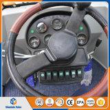 短い受渡し時間の製造の高品質2tonの車輪のローダー