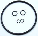 Anel-O da alta qualidade Viton/EPDM/NBR/FKM/Silicon/anel de borracha materiais pretos do selo
