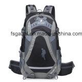 Sac pliable en nylon imperméable à l'eau de sac à dos de sport