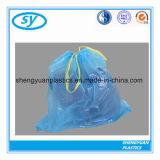 Превосходный пластичный мешок отброса с Drawstring
