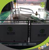 Клеть горячего DIP гальванизированная открытая для цены хавроньи