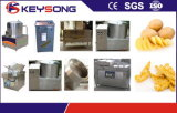 Fried Fresh Potato Chips French Fries Processing Machinery