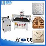 Router de cinzeladura de madeira pequeno 6090 do CNC do Woodworking da máquina da tabela do vácuo
