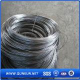 Hecho en alambre destemplado negro del hierro de China