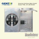 Un socket de aluminio más barato del contador de combinación del recinto 100A de la alta calidad