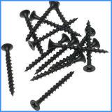 Винт Drywall фосфата резьбы головки стекляруса Phillips грубый