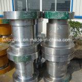 Cabeça da tubulação da embalagem usada nas indústrias de Oil&Gas que forjam livre