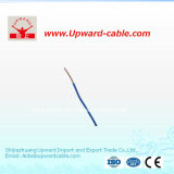 Fil électrique/électrique de cuivre isolé par PVC