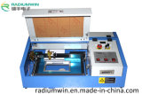 K40 Machine van de Zegel van de Desktop de Rubber