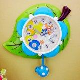 Оптовые круговые часы солнцецвета, часы стола
