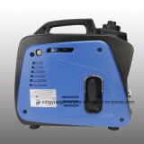 800W 4-Stroke leiser Inverter-Benzin-Generator mit USB