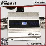 Servocommande de signal de portable de la taille 1800MHz de qualité de Lte 4G mini avec l'affichage à cristaux liquides