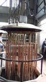 Tubo de acero inoxidable del oro (304)