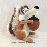 Esquilo bonito brinquedo enchido