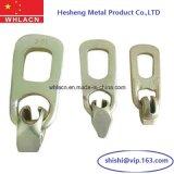 Embreagem de levantamento principal esférica pré-fabricada do anel do eixo tracionador (zinco 2.5T chapeado)