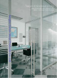 Dimon Hのタイプステンレス鋼のガラスドアハンドルDmDHL 038