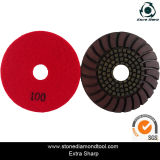 7-Step Highquality Marble Diamonds Polishing Pads
