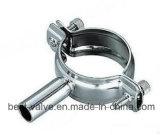 衛生ステンレス鋼の円形の管のホールダーS