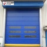 Industrielle Belüftung-Gewebe-Selbstreparatur schnelle Aacting Walzen-Blendenverschluss-Tür