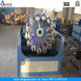 PVC-faserverstärkter gewundener Hochdruckschlauch/Gefäß-Extruder-Maschinerie