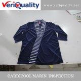 De Dienst van de Inspectie van de Kwaliteitsbeheersing Van het Overhemd van Marin van Cardicool in Bingzhou, Shandong