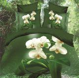 Fantastisches Druck-Bettwäsche-Set des Bettzeug-Bett-Deckel-Kissen-Kasten-3D Digital