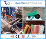 Belüftung-Spirale verstärkte Absaugung-Schlauch-Strangpresßling-Zeile/Produktionszweig