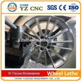 Wrc32ダイヤモンドの切断CNCの合金の車輪の旋盤